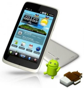 Android 4.0 tablet and 3 dual-sim phones Launched by Viewsonic