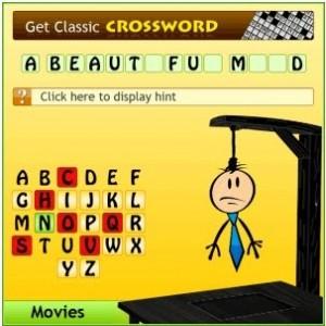 Hangman Game for BlackBerry