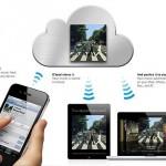 Apples cloud storage