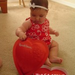 Getting Your Baby Into His or Her First Valentine's Day