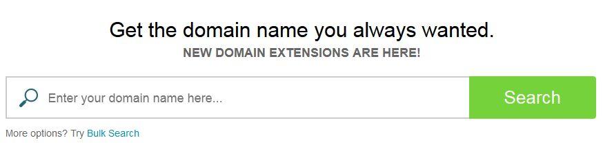 domain search1